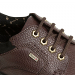 Terrain Dual Fit English made waterproof leather walking shoe with cushioned cuff and firm fitting lace fastening. This shoe has everything a good comfortable shoe should have and with the easy style and history of the padders brand. Available online or from our shop in Whitchurch Hampshire RG287HD positioned easily between Newbury and Winchester off the A34 and between Basingstoke and Andover right on the border of North Hampshire and Berkshire.